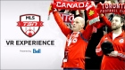 MLS on TSN VR Experience TFC fans