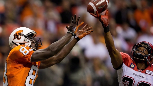 With injuries mounting, rookie receivers getting a chance with B.C. Lions Article Image 0