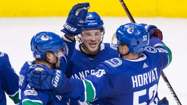 National Hockey League roundup   Tuesday's games