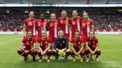 The Canadian women's national soccer team