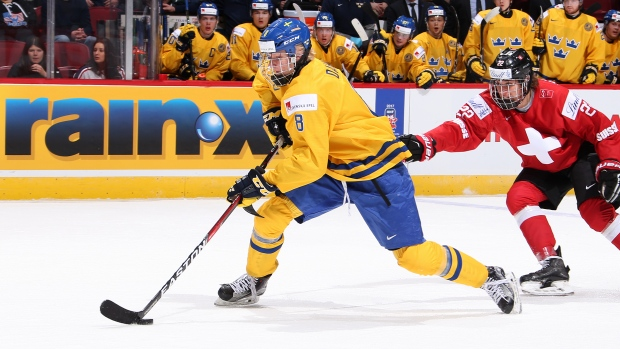 Canada set to face top prospect Dahlin at Karjala Cup ...