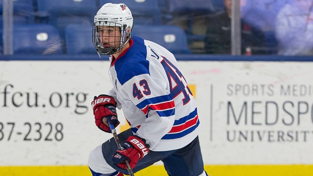 Hot Button Issues Get Ready For Jack Hughes Tsn Ca