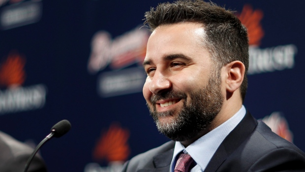 Atlanta Braves promote Alex Anthopoulos to President of Baseball Ops, General Manager - TSN.ca