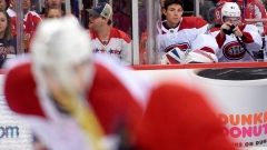 Habs goalie Price out a while longer with injury, insists ailment is minor Article Image 0