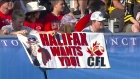 CFL in Halifax