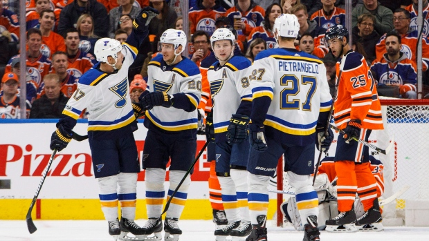 Off-Season Game Plan: St. Louis Blues