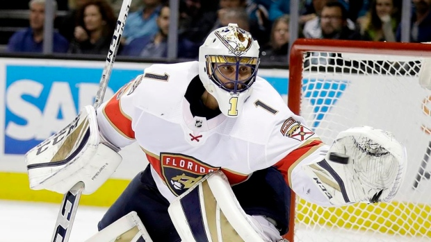 Panthers G Luongo Will Return For 19th Year Tsn Ca