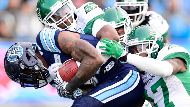 b936d5d7e Riders kick off against champion Argos in rematch of East final - TSN.ca