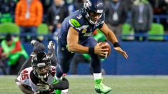 Everything seems to be on Wilson as Seahawks move forward Article Image 0