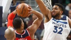 Otto Porter Jr. Karl-Anthony Towns
