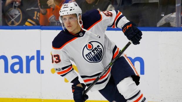 Edmonton Oilers assign defenceman Matt Benning to AHL for conditioning stint - TSN.ca