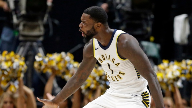 306234fb8c7 Young scores 20 to help Pacers rout Knicks - TSN.ca