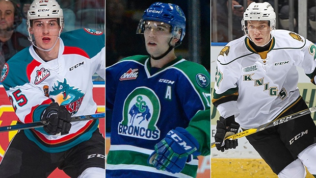 WJC: Wide Open Competition For Spots As Canada Names WJC Camp Roster
