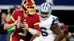 Redskins' Cousins is trying to avoid thinking about future Article Image 0