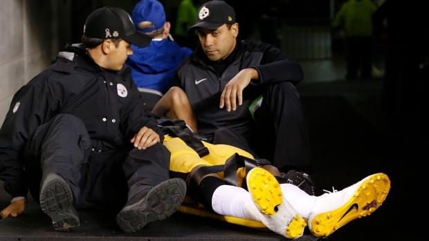 Shazier has 'spinal stabilization surgery' - TSN ca