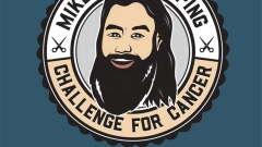 Mike's Manscaping Challenge For Cancer, Mike Filer
