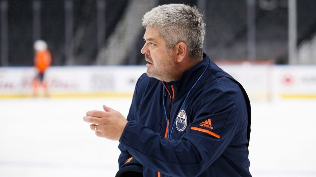 Image result for todd mclellan on ice coaching