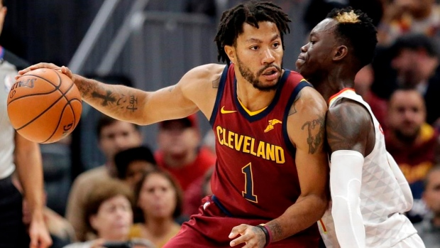 Cavs' Derrick Rose has bone spur in ankle, happy to be back Article Image 0