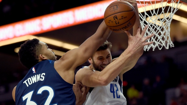 Karl-Anthony Towns Maximilian Kleber