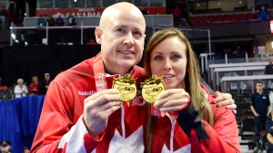 Canadian Olympic Curling Trials qualifying