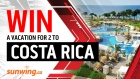 COSTA RICA WITH SUNWING
