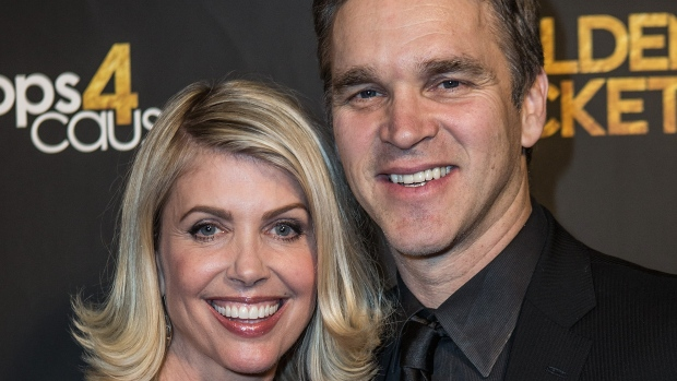 Luc Robitaille's Wife Stacia: Donald Trump Was 'Aggressive' with Me in Elevator