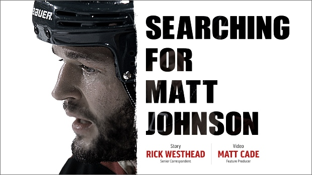 Searching for Matt Johnson - A TSN Original