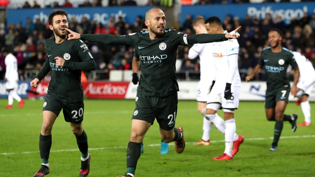 David Silva: Manchester City legend to join David Beckham's MLS side