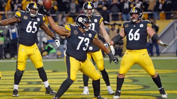 3f92f4e450d Steelers offence at full strength vs. Patriots - TSN.ca