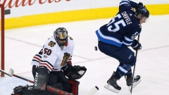 Corey Crawford Mark Scheifele