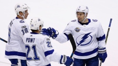 Ondrej Palat Brayden Point Tyler Johnson
