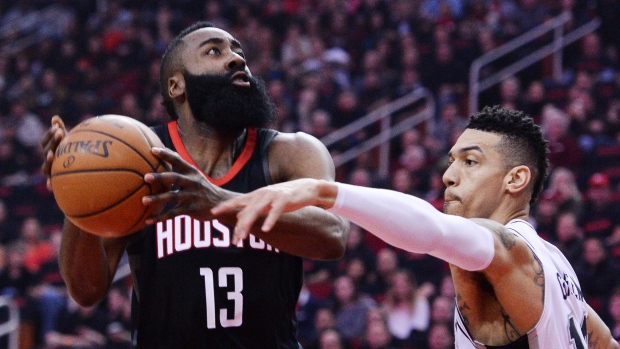 James Harden Danny Green