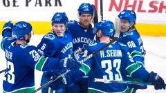 Sam Gagner scores in overtime, Canucks beat Sharks 4-3 to snap losing skid Article Image 0