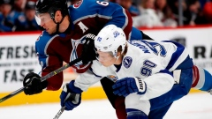 Avalanche defenceman Erik Johnson suspended 2 games Article Image 0