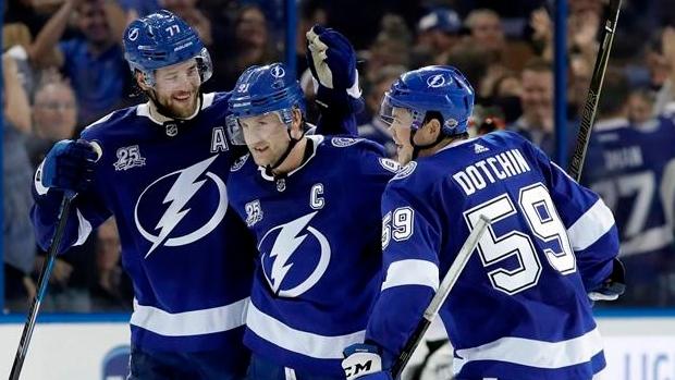Lightning Dominate Tsn Hockey Coaches Poll Tsn Ca