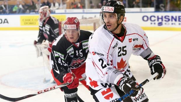 Canada Names 2018 Spengler Cup Roster Tsn Ca