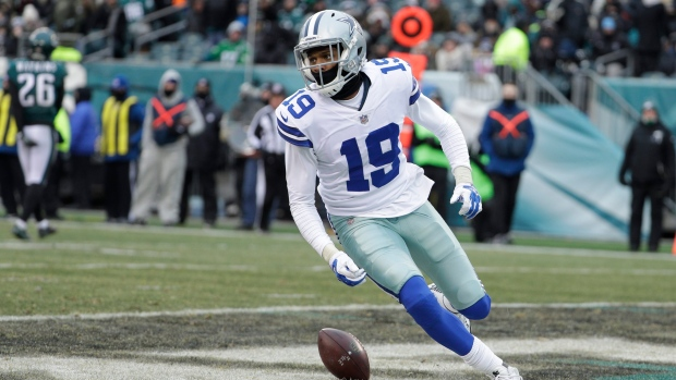 Brice Butler Agrees To Deal With Cowboys