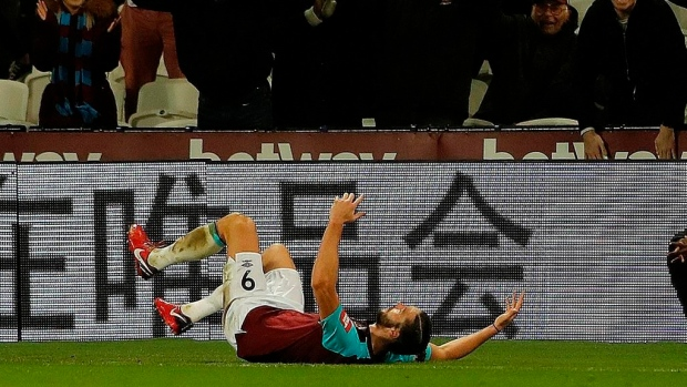 Carroll nets twice as West Ham beats West Brom 2-1 Article Image 0
