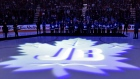 Maple Leafs honour Johnny Bower