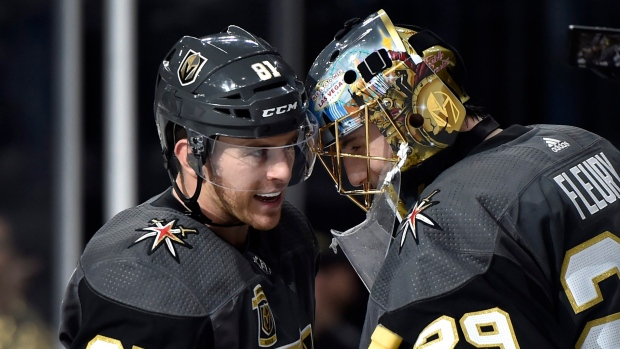 Vegas upends Winnipeg for 2-1 series lead