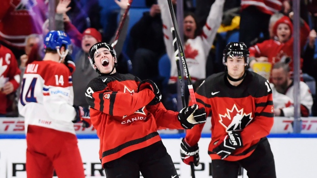 WJC: Batherson Helps Canada Punch Ticket To Gold-medal Final (video)