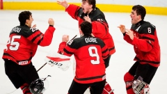 Golden Goal: Steenbergen lifts Canada over Sweden for world junior championship Article Image 0