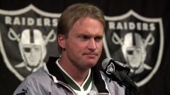 Raiders officially announce hiring of Gruden as coach Article Image 0