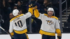 Colton Sissons Scott Hartnell