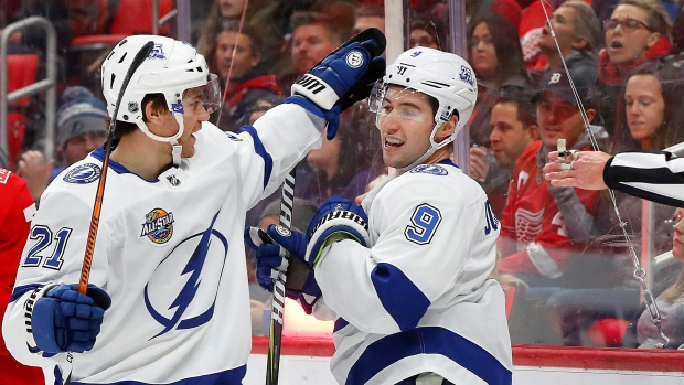 Tyler Johnson Brayden Point
