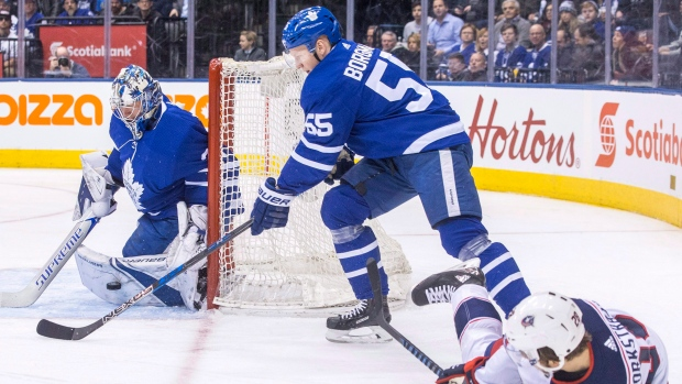 Polak returns to lineup as Leafs host Ducks