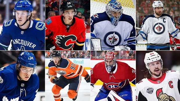 2018 NHL All-Stars 321e89622