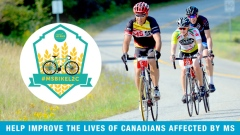 Johnson MS Bike - Leduc to Camrose