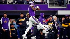Marcus Williams misses tackle on Stefon Diggs