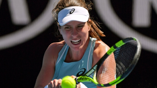 Konta kicks off Australian Open campaign with comfortable win over Brengle